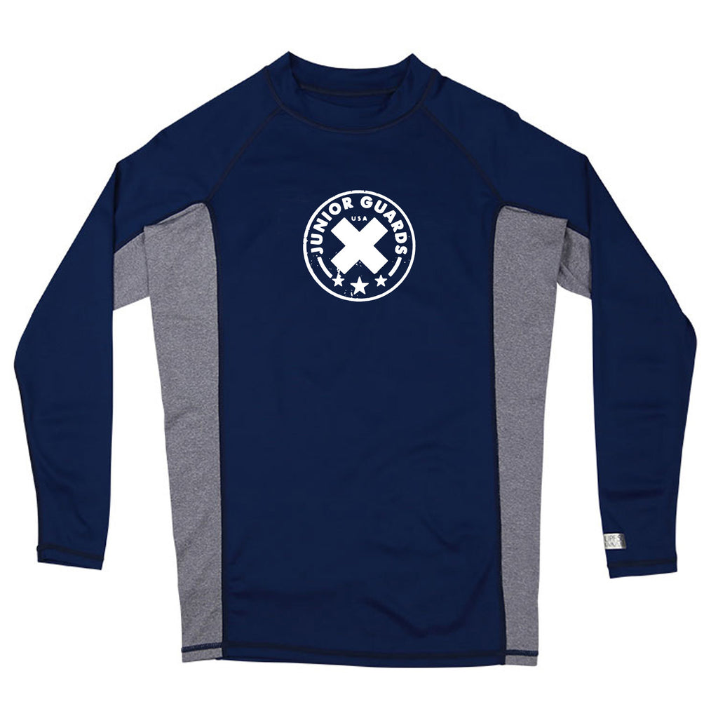 Jr. Guards Circle Atlas L/S Rashguard