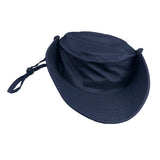 Junior Guards Youth Navy Bucket Hat with 100% UV protection