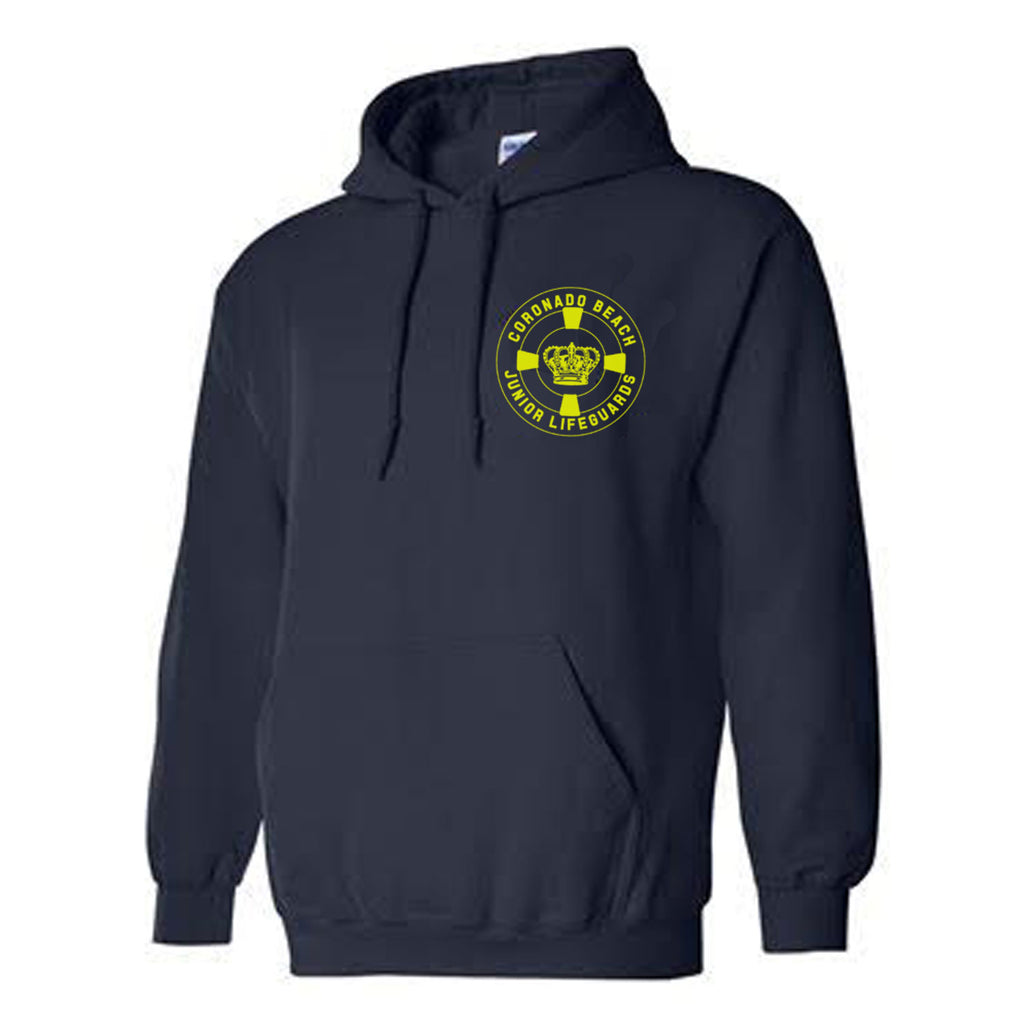 Coronado Jr. Guard Hooded Pullover