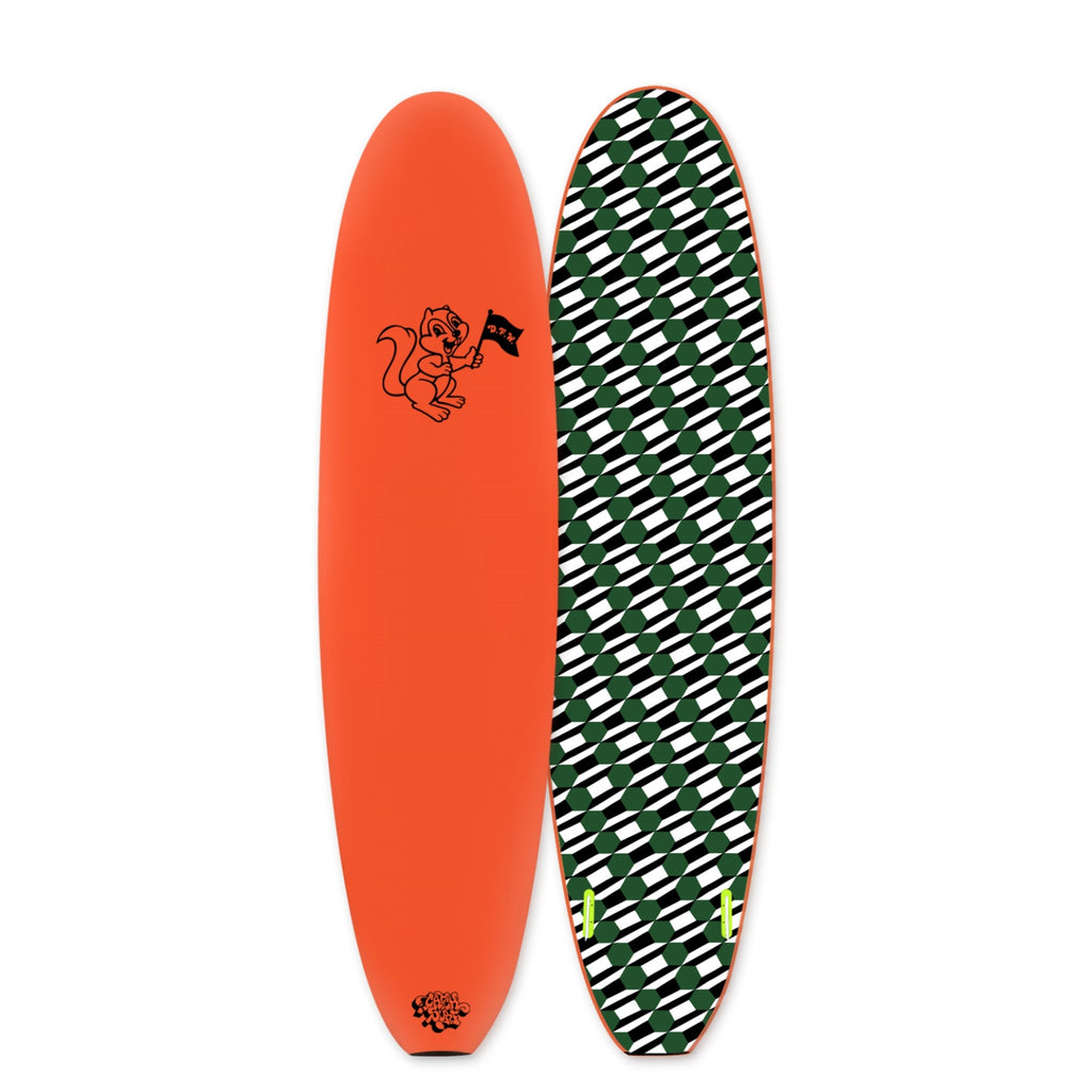 Catch Surf Odysea Log Longboard Soft Surfboard