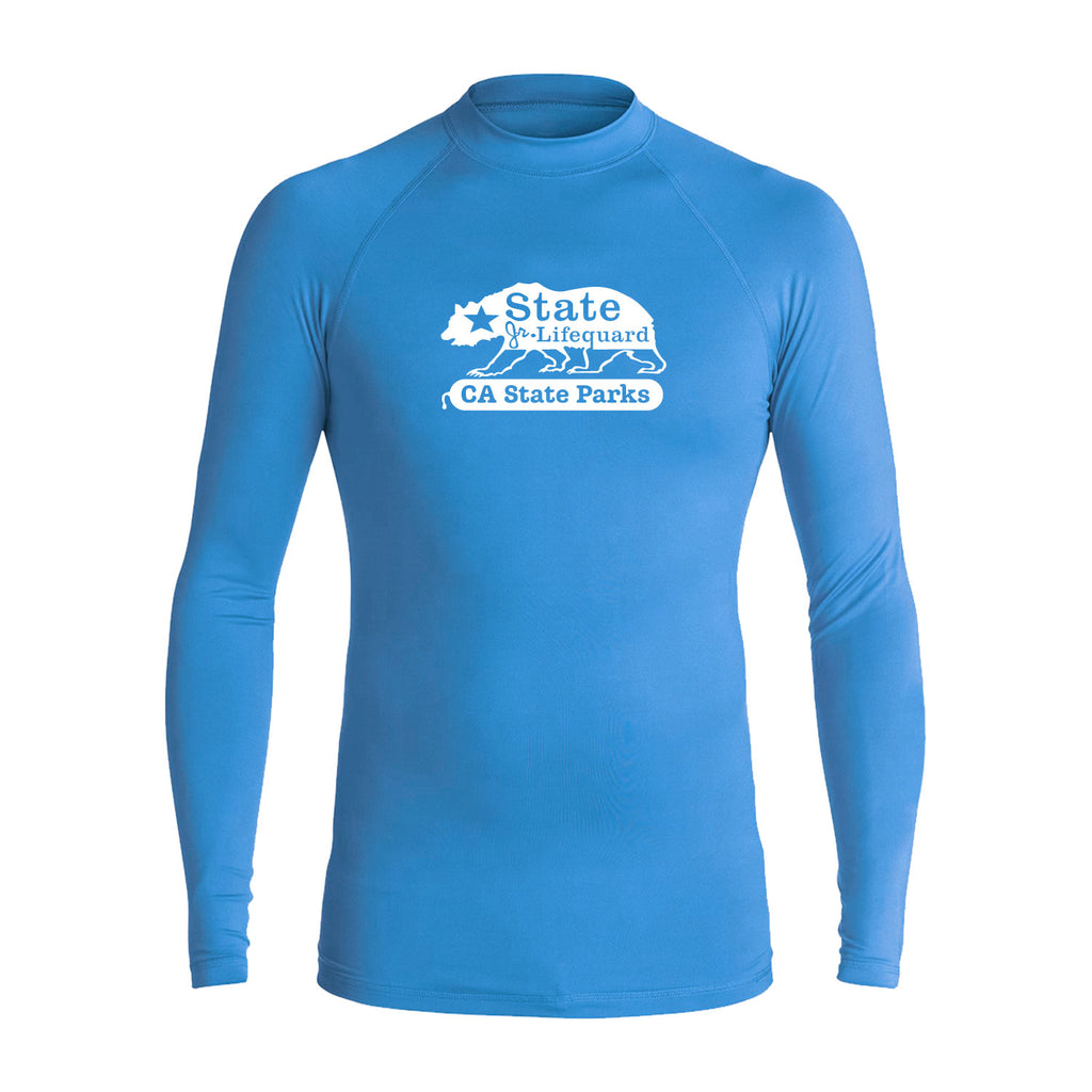State Bear Long Sleeve UV Protective Rashguard Sun Shirt