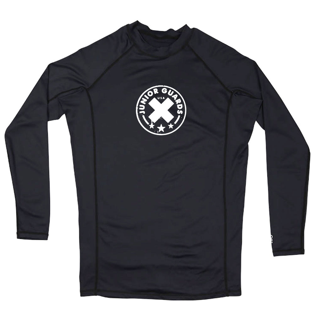 Jr. Guards Circle Fuse L/S Rashguard