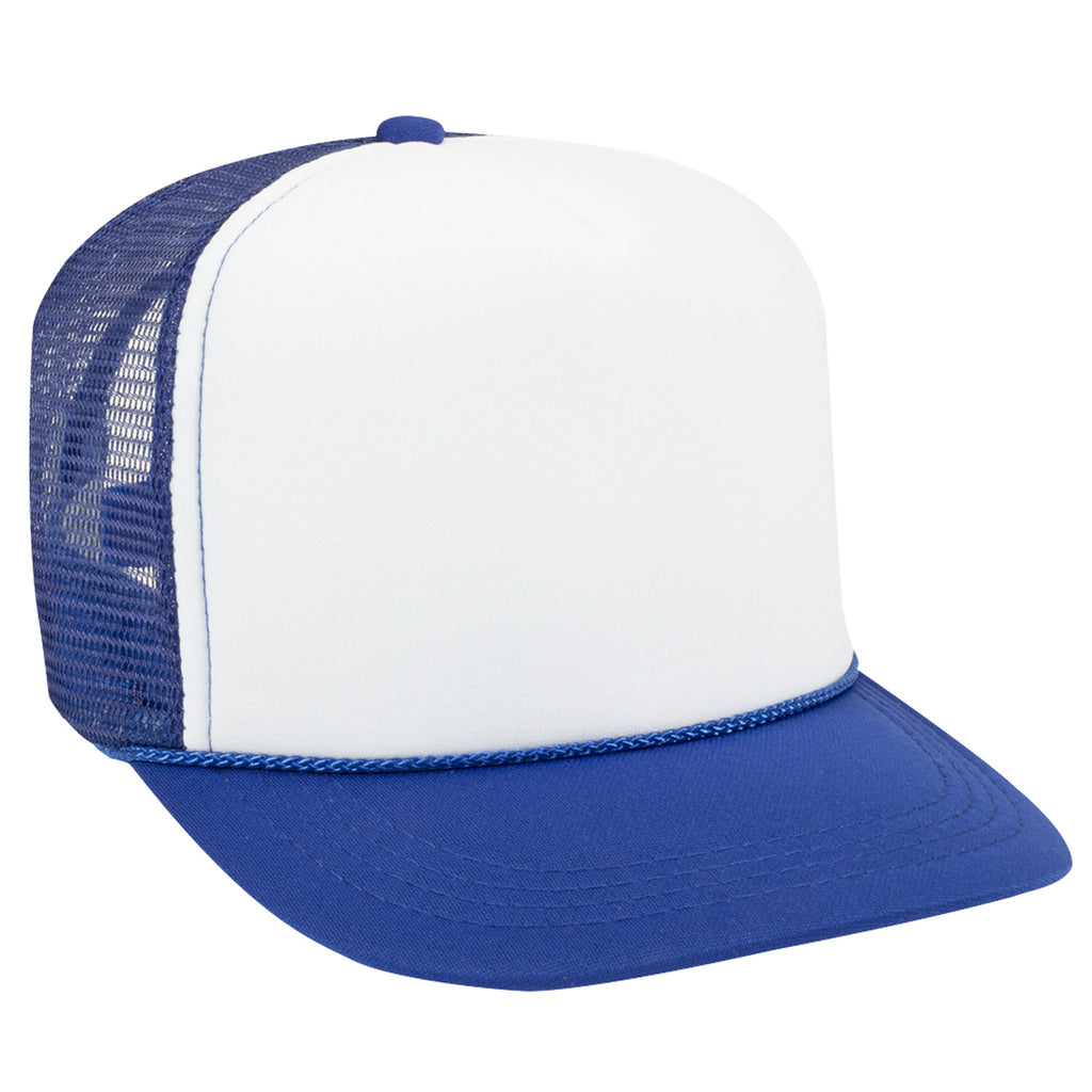 Jr. Guards Royal Blue Snap Back Trucker Hat