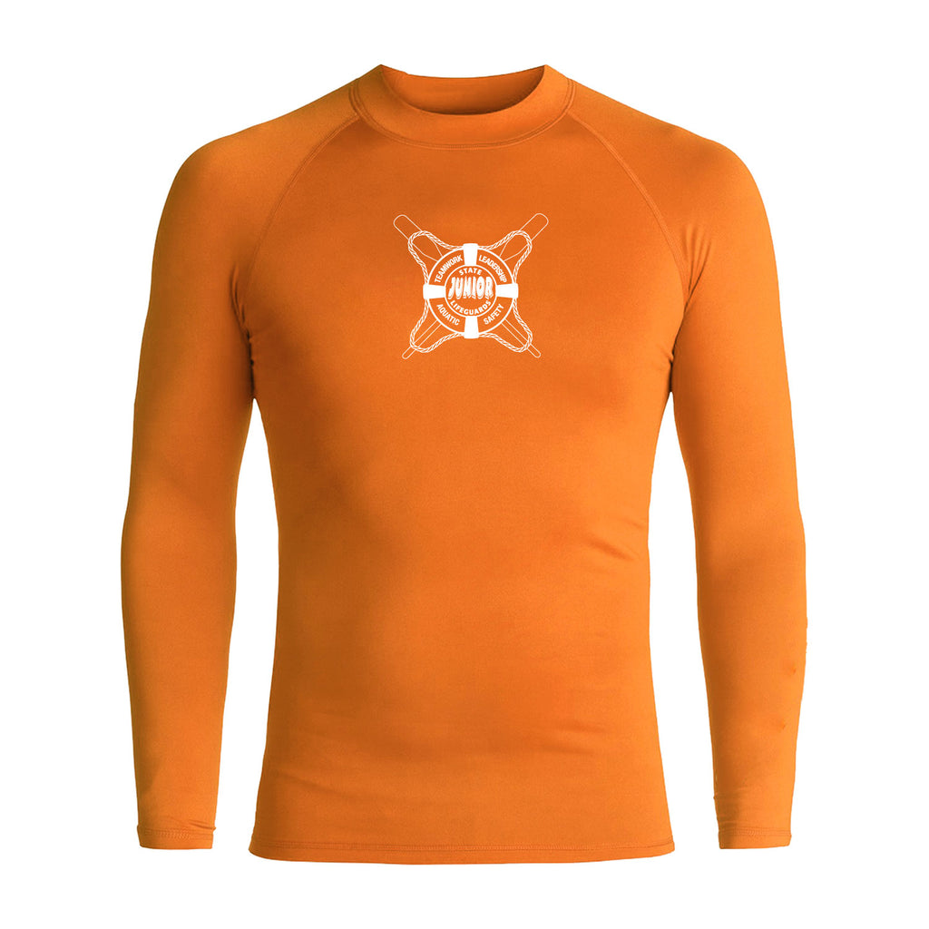State Oars Junior Guards Long Sleeve Rashguard - 8 colors!