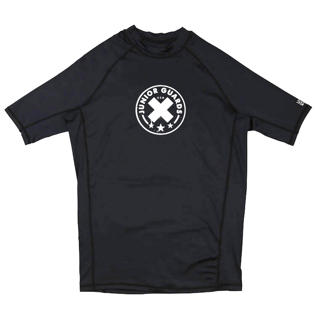 Jr. Guards Circle Fuse S/S Rashguard