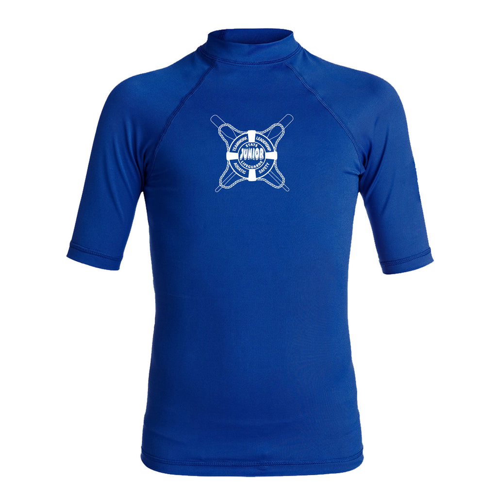 State Oars Junior Guards Short Sleeve Rashguard - 8 colors!