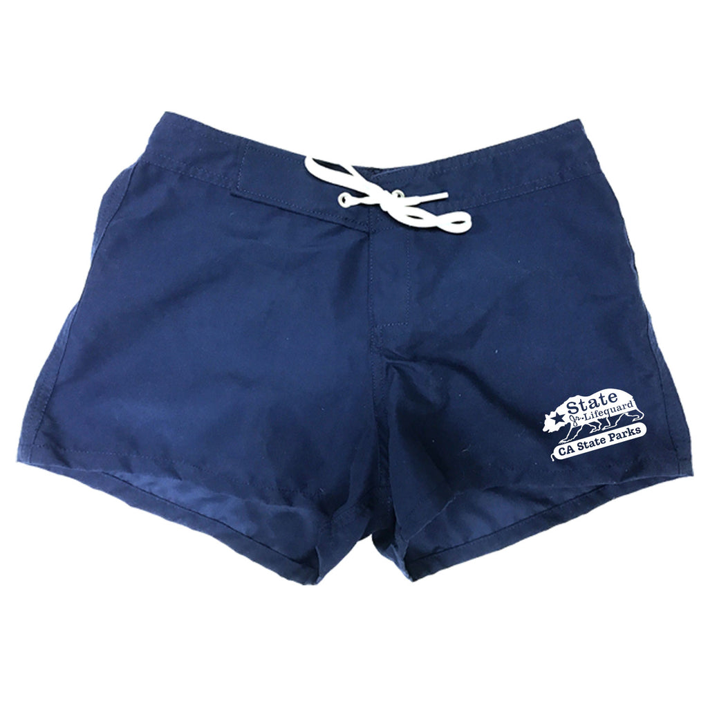 State Bear Junior Guard Girls Board Shorts