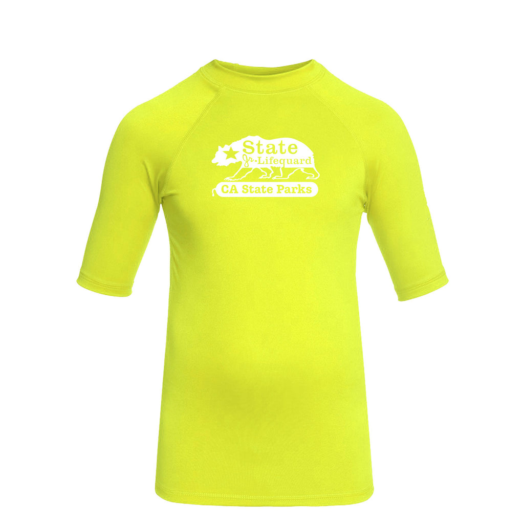 State Bear Short Sleeve Rashguard - 8 colors!