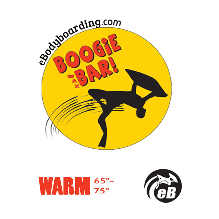eBodyboarding Warm Water Wax