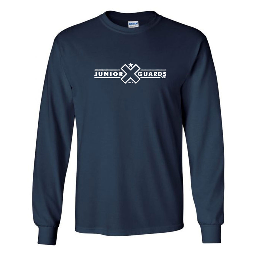 Jr. Guards Long Sleeve T-Shirt Cotton/Polyester