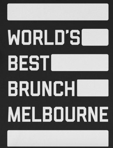 Melbourne Brunch Is Taking Over America (And We Should All Be Thrilled)