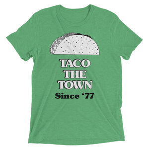Taco The Town - Short sleeve t-shirt