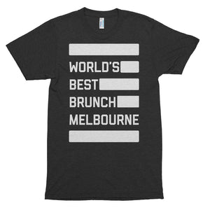 Melbourne Brunch WW - Unisex soft t-shirt