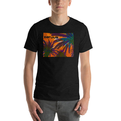 Trippy Trees Short-Sleeve Unisex T-Shirt