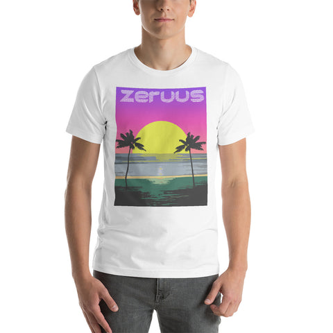 Short-Sleeve Unisex Sunset T-Shirt