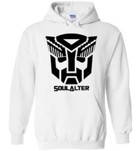 Transform Within Hoodie