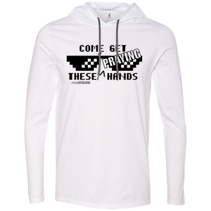 These Praying Hands T-Shirt Hoodie