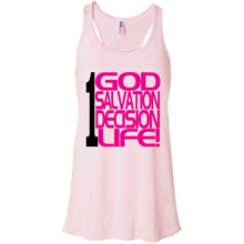 1God Flowy Racerback Tank. SoulAlter Online Clothing Store. Free Shipping Included.