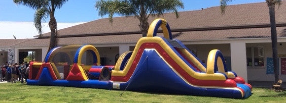 Obstacle Course - 60 foot