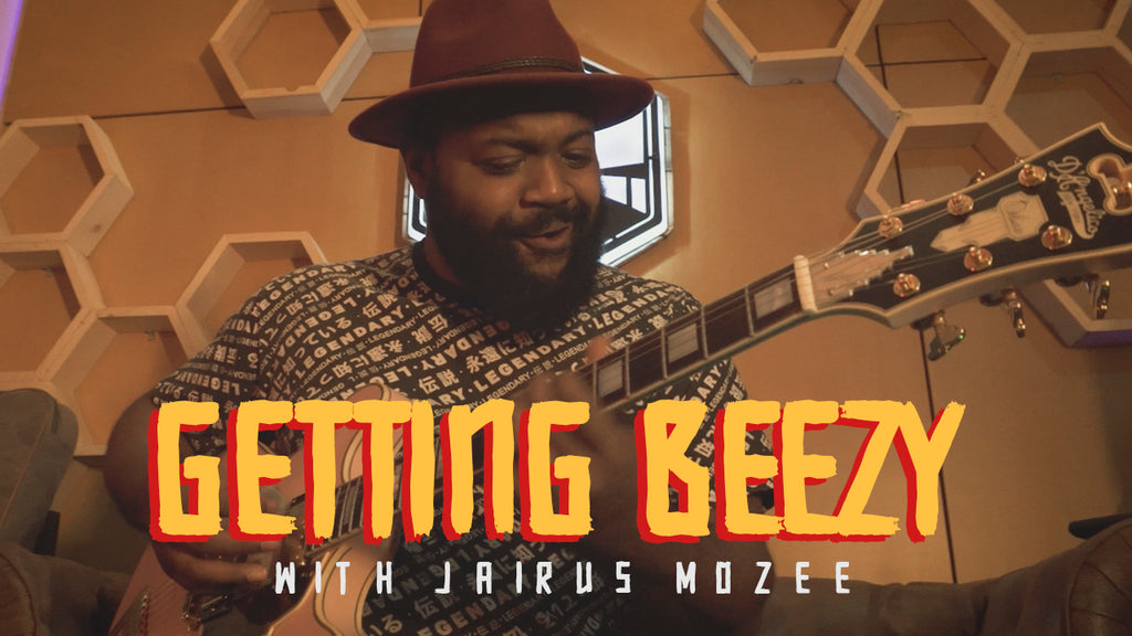 Getting Beezy with Jairus Mozee