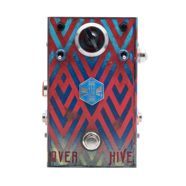 "Overhive ""Vectors"" <p> Custom Series"