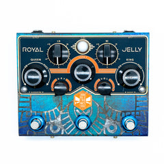 Royal Jelly - Mayan Blue <p>Custom