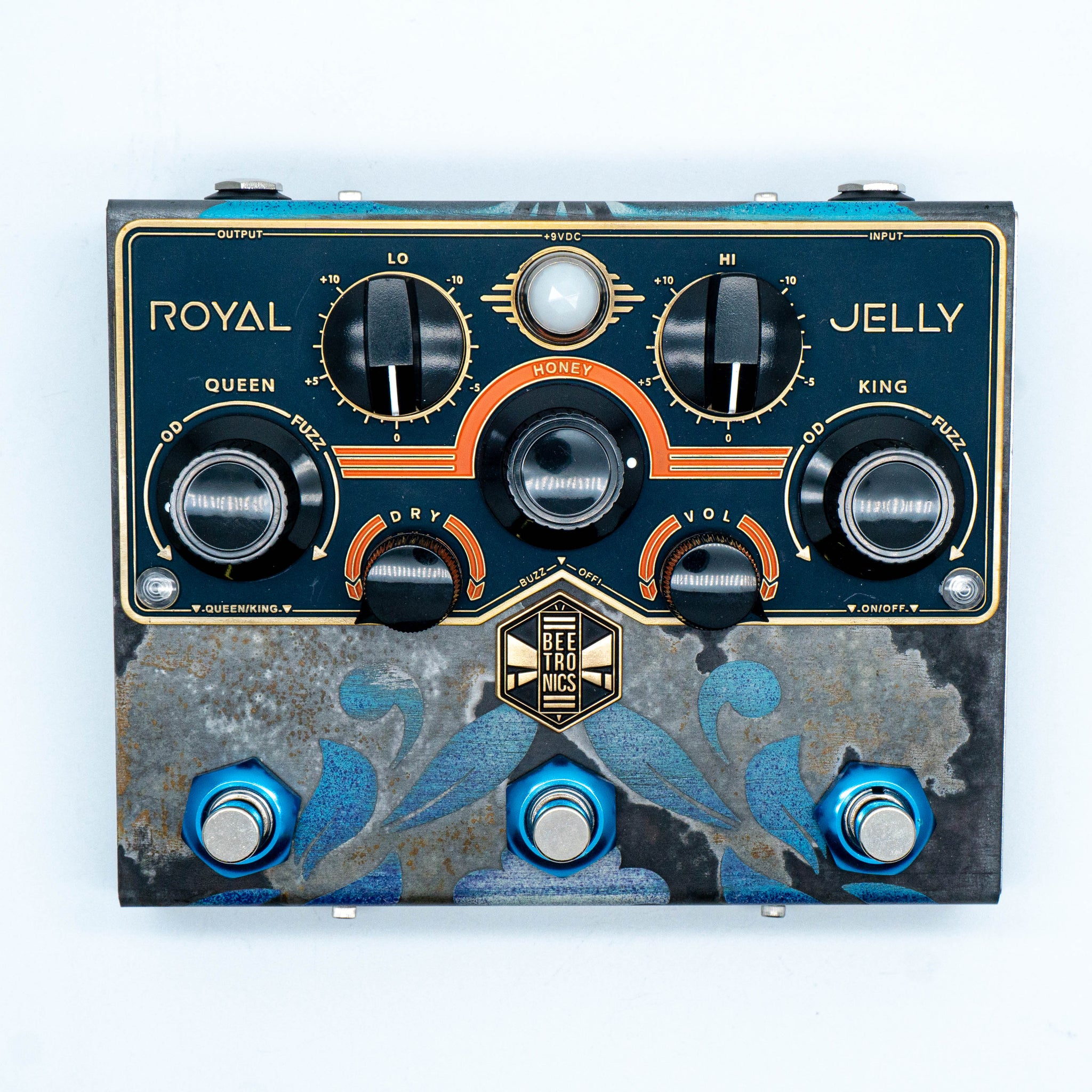 Royal Jelly - Purple Wave <p>Custom Series