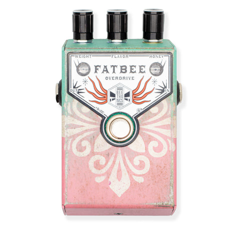 "FATBEE Overdrive ""Gradiente Branco"" <p> Custom Series"