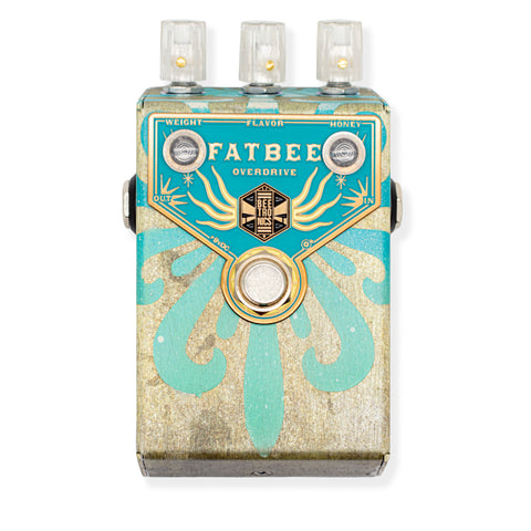 "FATBEE Overdrive ""Sonic Blue""  <p> Custom Series"