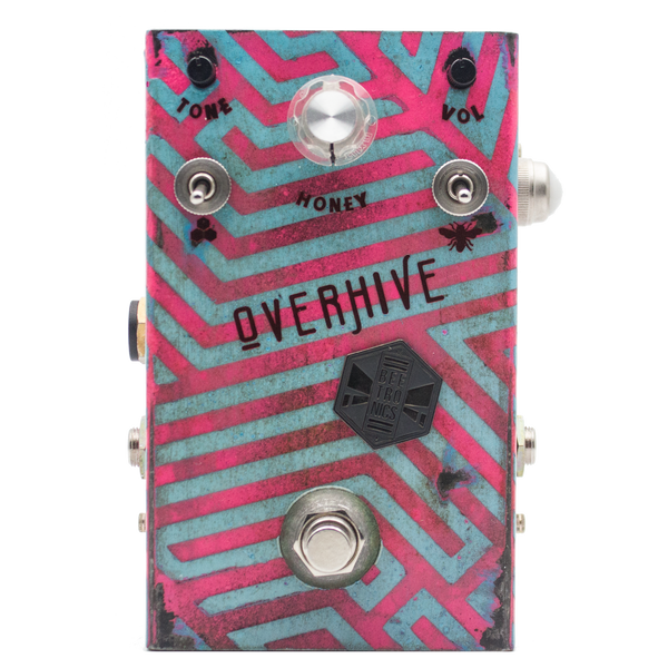Overhive - Connections <p> Custom Series