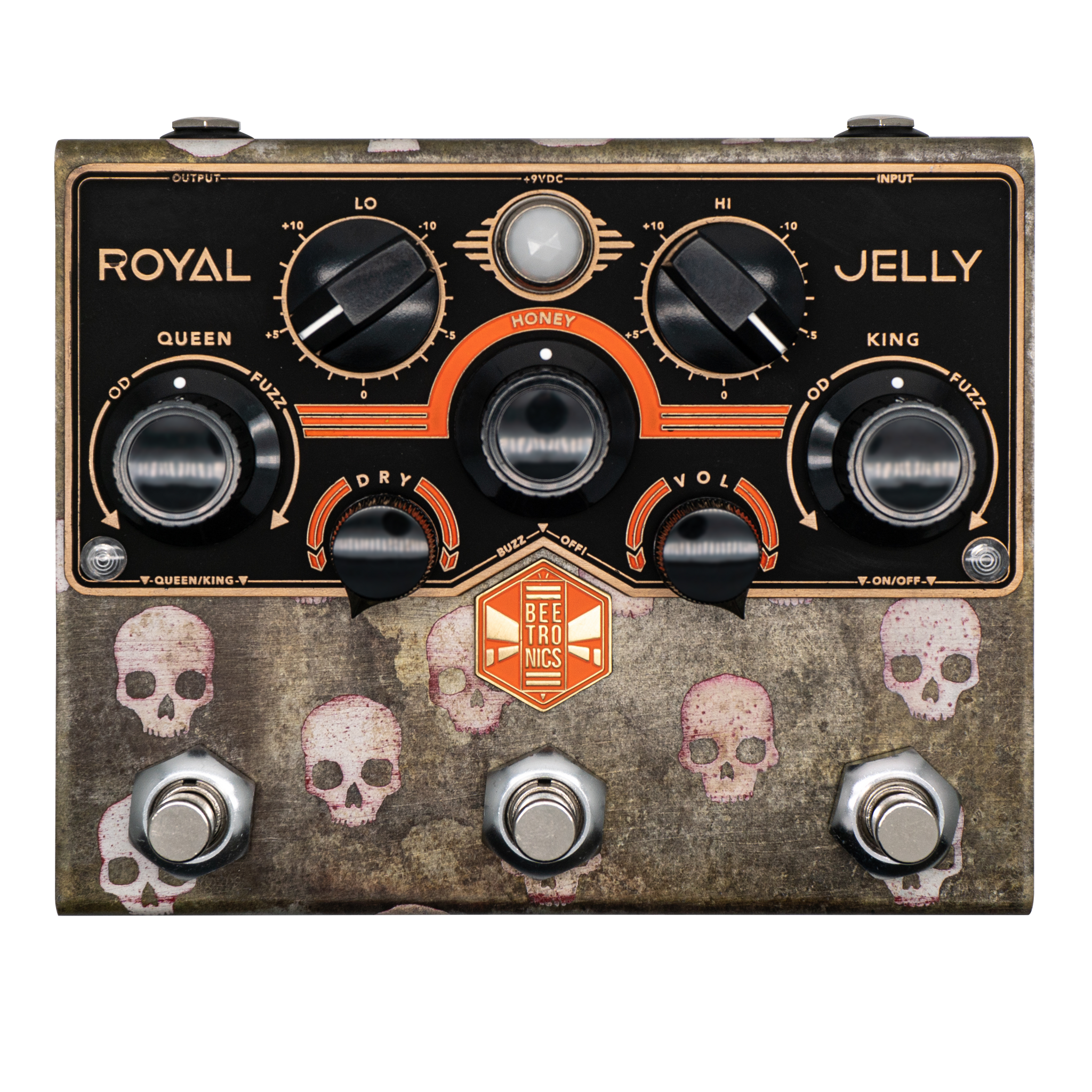 Royal Jelly  <p>Halloween Edition