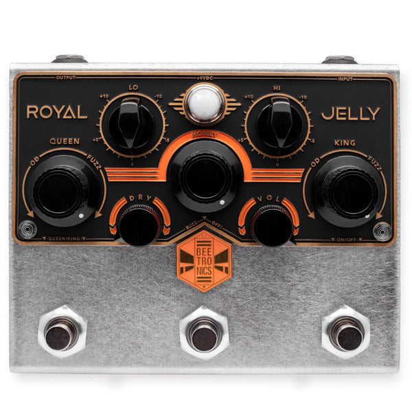 Royal Jelly<p> Fuzz/OD Blender