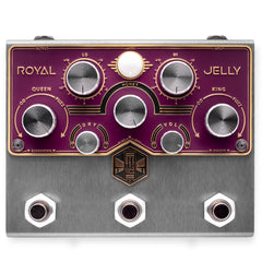 Royal Jelly  <p> Grey/Purple - Limited Edition