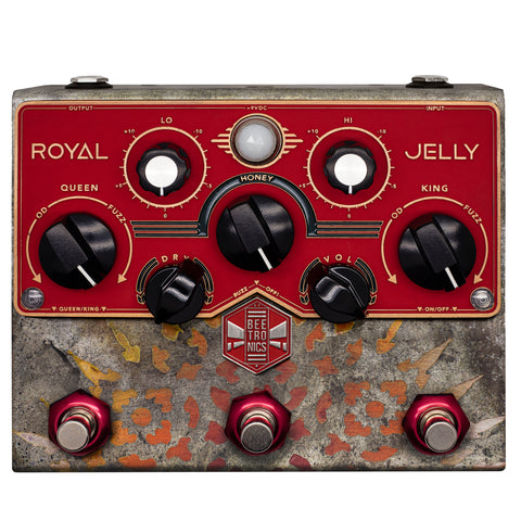 Royal Jelly - #984 <p> Custom Series