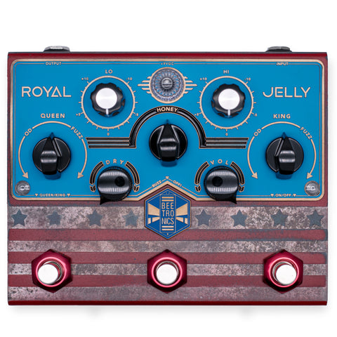 "Royal Jelly ""American Beeauty"" <p>Custom Series"