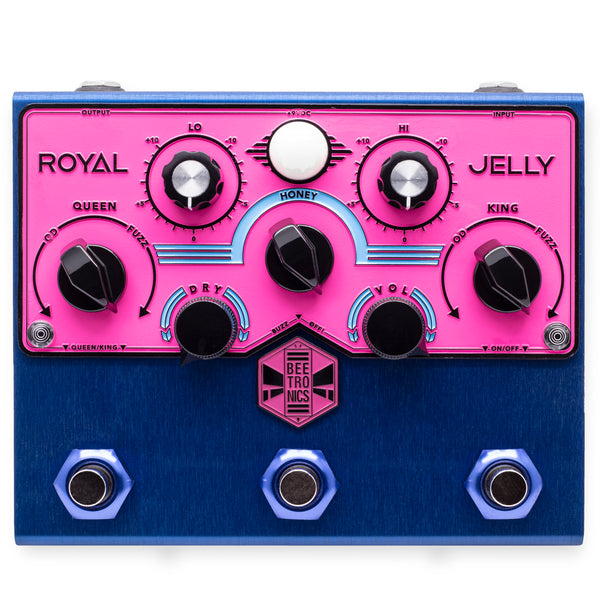 Royal Jelly <p> Limited Edition - Pink/Blue