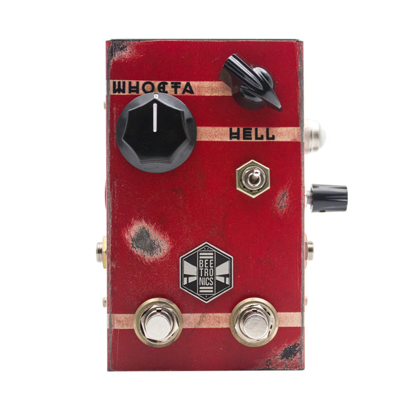 Whoctahell<p> Low Octave Fuzz (B-STOCK)