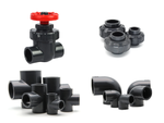 Plumbing Fittings Bundle - 81G/108G EXT or Larger Size Set Up