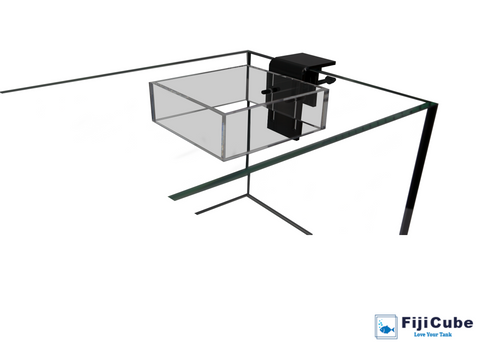 Feeder Ring (with Automatic Feeder Option) - Fiji Cube