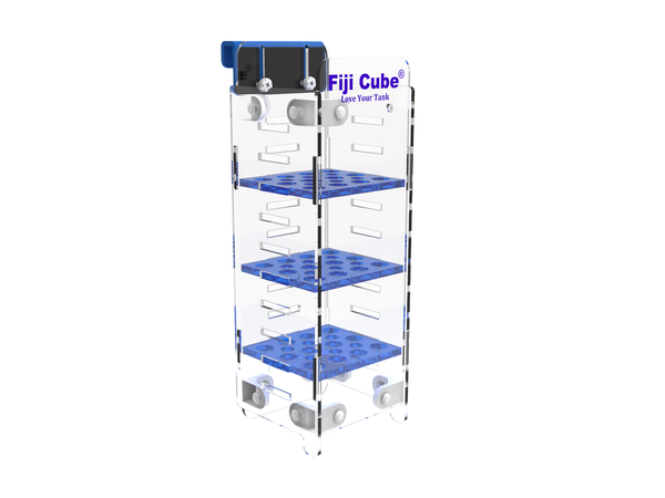 Fiji Cube Modular Media Basket