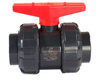 True Union Ball Valve - Slip x Slip (Schedule 80)