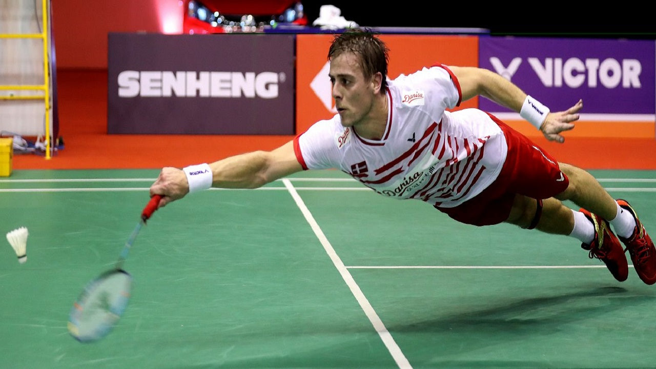 Balancing Professional Badminton with Life