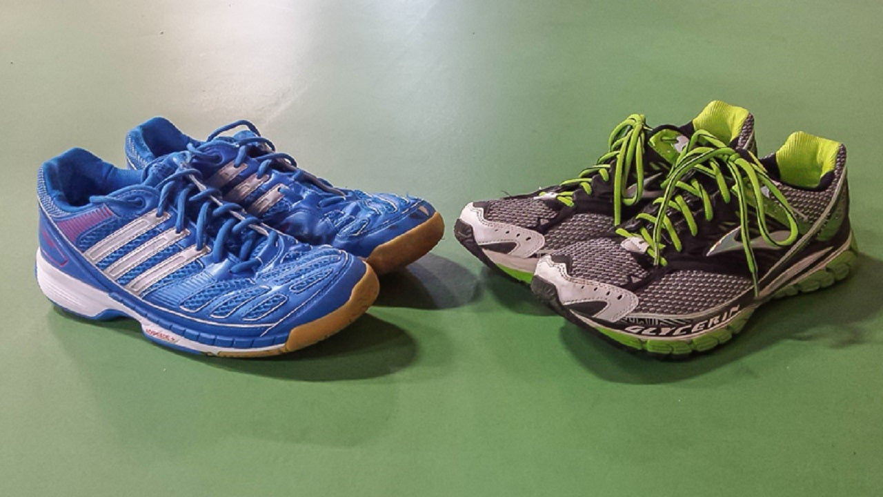 Can you Wear Tennis Shoes for Badminton?