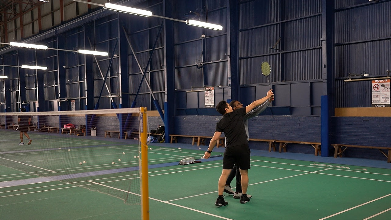 Five Common Backhand Errors and What To Do About it