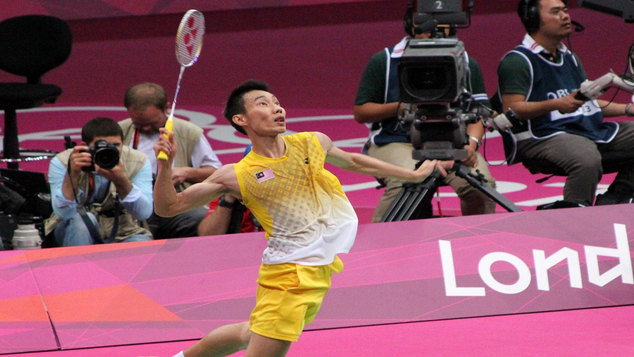 A Tribute To Lee Chong Wei