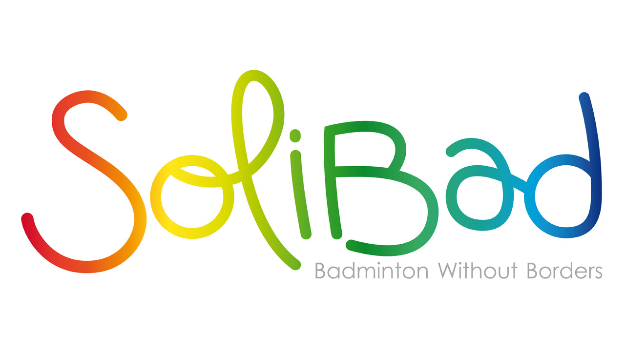 Solibad badminton charity without borders gronya somerville