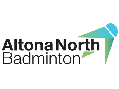 Altona North Badminton Center Logo