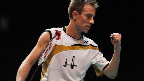 Volant Wear Badminton Team Clothing Apparel Performance Comfort Lin Dan Lee Chong Wei Olympics Smash Jump Peter Gade