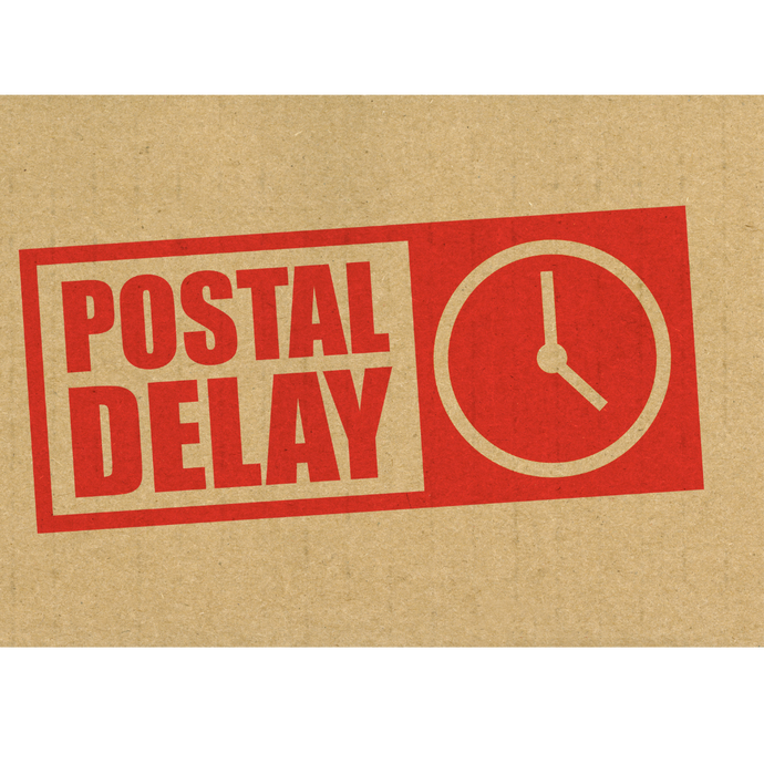 ALERT: USPS SHIPPING UPDATE