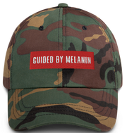 Guided By Melanin Dad Hat - Tahylor Made